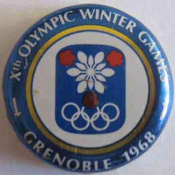 Labatt 10th Winter Olympic Games - Grenoble 1968