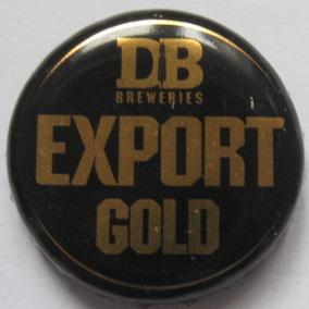 DB Breweries Export Gold