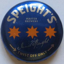 Speight\'s Master Brewers - James Speight - Twist Off Only