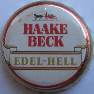 Haake Beck Edel Hell