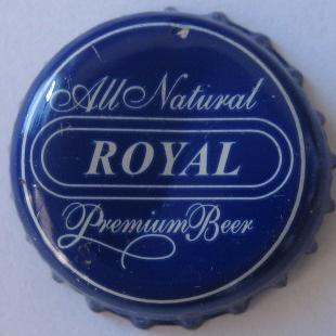Royal All Natural Royal Premium Beer