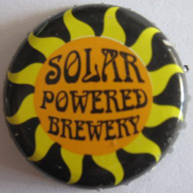Solar Powered Brewery